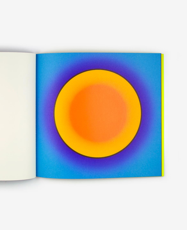 Soleil orange du livre Au soleil