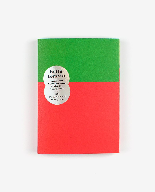 Couverture du livre-jeu Hello Tomato